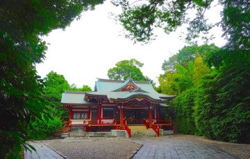 武蔵野八幡宮