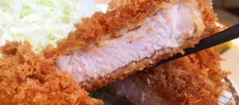 熟成豚とんかつ「Marukatsu Shokudo(まるかつ食堂)」がリーズナブルだし美味しいしでステキな感じだった♪