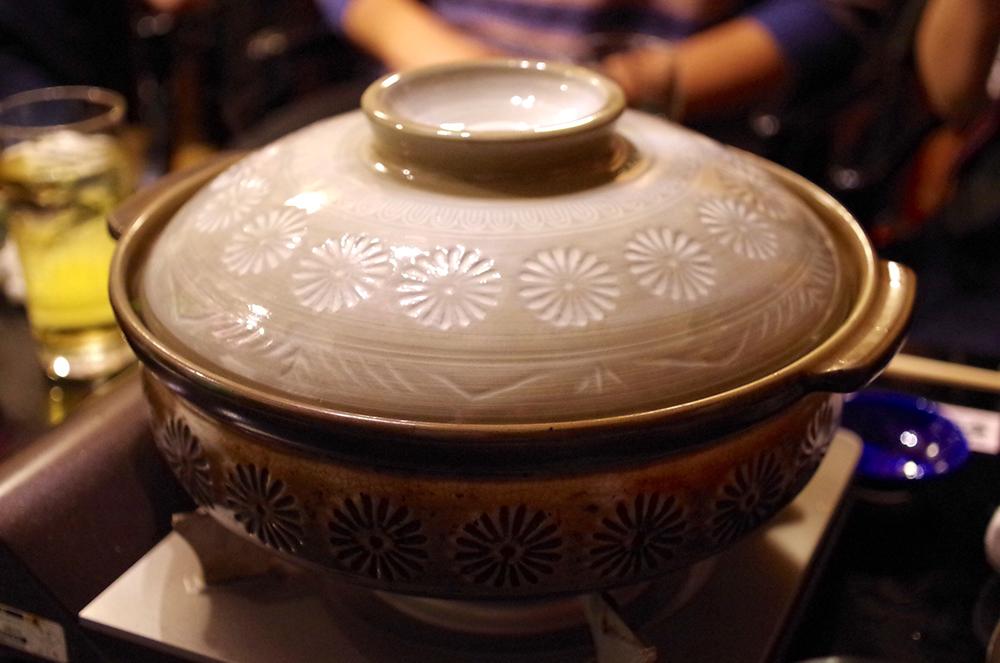 写真31 鍋に蓋