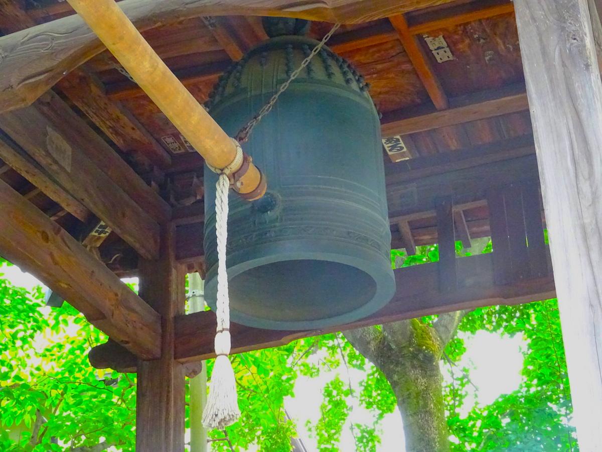 安養寺梵鐘