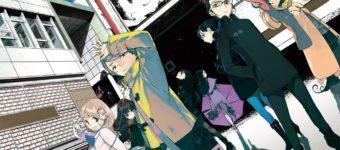 吉祥寺を舞台にしたライトノベル『Occultic;Nine –オカルティック・ナイン-』が2016年TVアニメ化決定!!